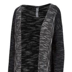 Firefly Rosewater Open Front Cardigan